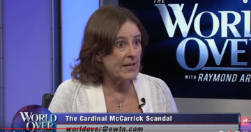 The World Over: The Cardinal McCarrick Scandal, Marjorie Murphy Campbell with Raymond Arro