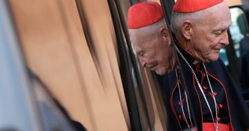 Cardinal Theodore McCarrick Resigns Amid Sexual Abuse Scandal
