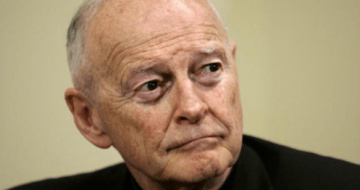 American Cardinal Accused of Sexually Abusing Minor Is Removed From Ministry