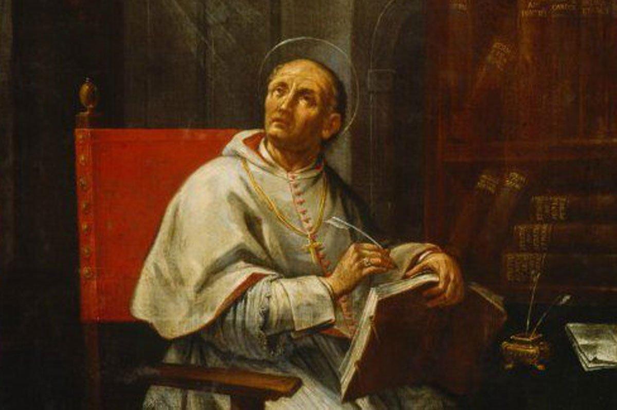 St. Peter Damian's Marian Prayer