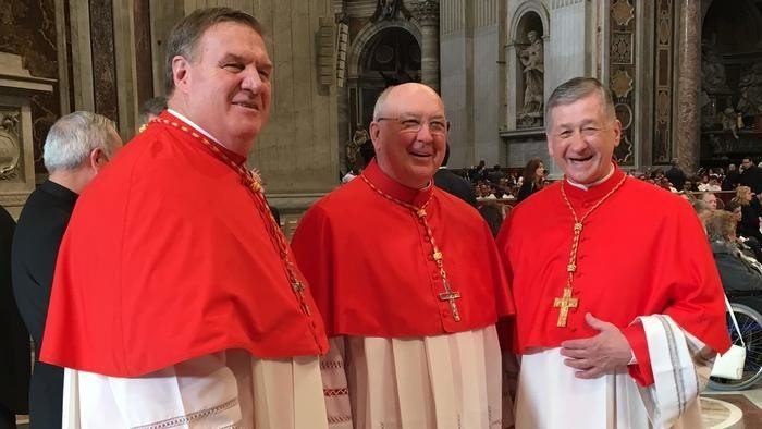 Three Friends of McCarrick