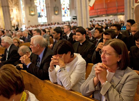 Three Ways Catholics Can Fight Sexual Abuse in the Church