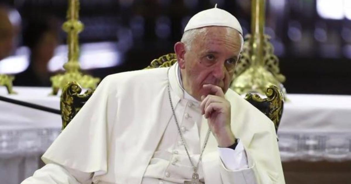 francis-thinking – Complicit Clergy