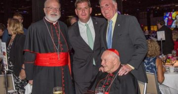 Cardinal O'Malley Fundraised with McCarrick Just Three Months After Receiving Letter about McCarrick's Abuse