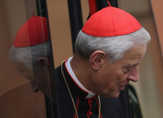 Archdiocese Takes Down Website Defending Cardinal Wuerl's Handling of Sex Abuse