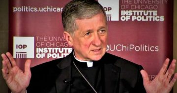 Cardinal Cupich Praises Pro-LGBT James Martin as 'Foremost Evangelizer' of Youth