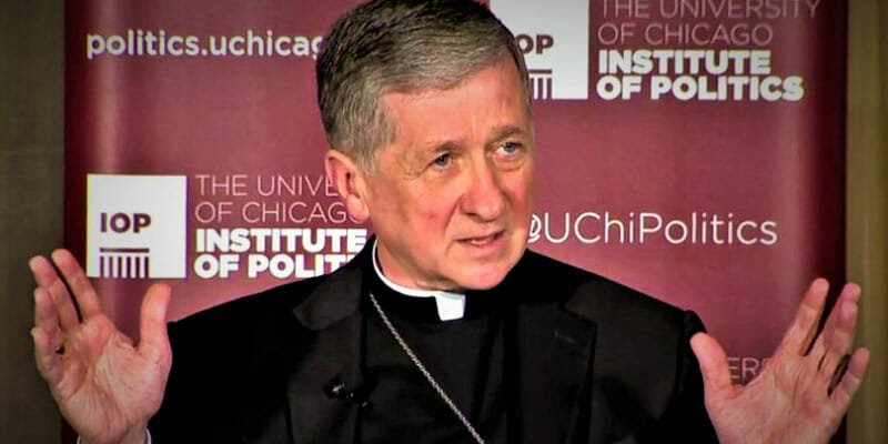 Ask Cardinal Cupich to Resign