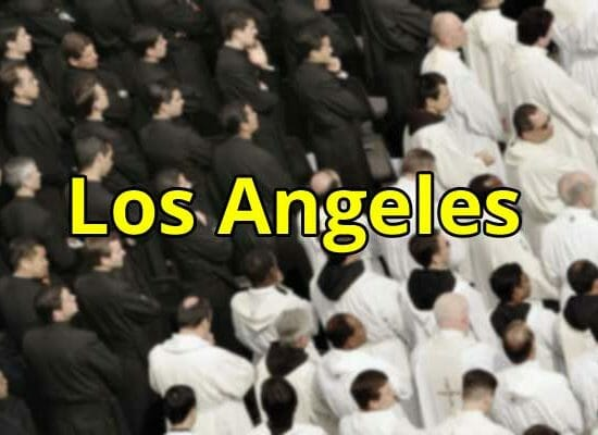 L.A. Archdiocese Releases Names of 54 Clergy Accused of Abuse