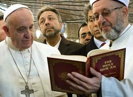 The Pope's Bridge to Nowhere