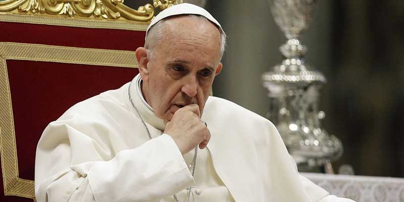 Ask Pope Francis To Resign If Cover-Up Allegations Are True