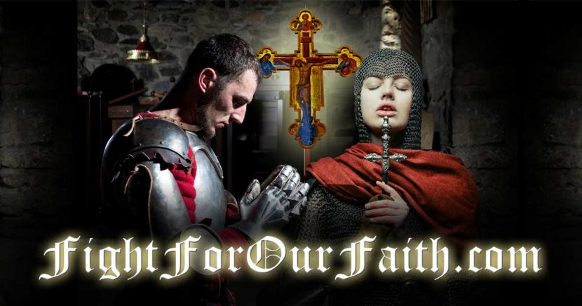 Fight For Our Faith