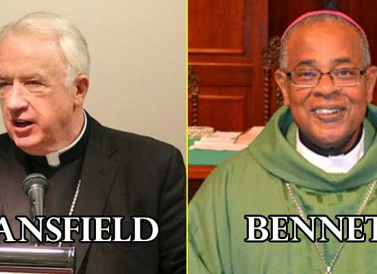 Bishops Bransfield and Bennett Restricted from Exercising Ministry