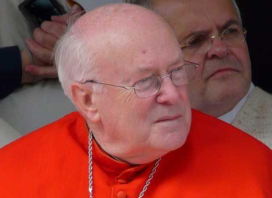 St. Gallen Mafia Cardinal Danneels Dies