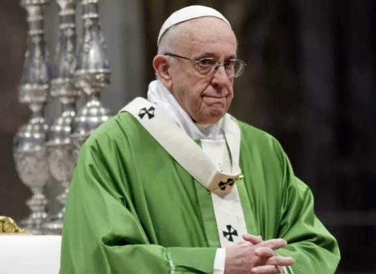 Pope Francis Requires Priests and Nuns to Report Sex Abuse, But Doesn't Mandate Contacting Police