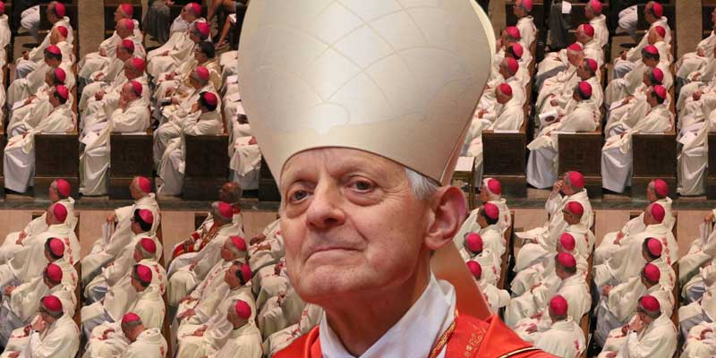 NOT ONE BISHOP has Come Forward to Denounce Cardinal Wuerl's Deceit | Complicit Clergy