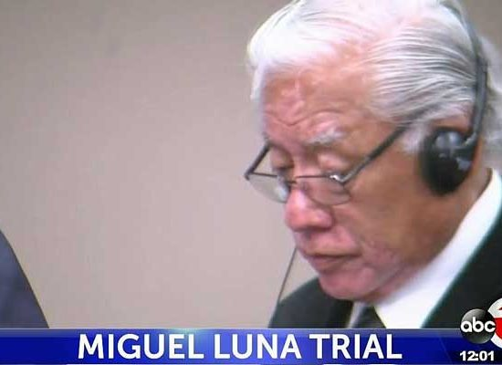 Former El Paso Priest Convicted Of Molesting A Child