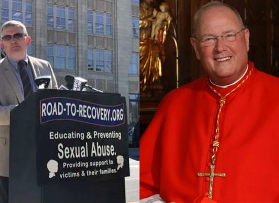 LISTEN: Victims' Advocate Calls on Cardinal Dolan to Act on Bishop Malone