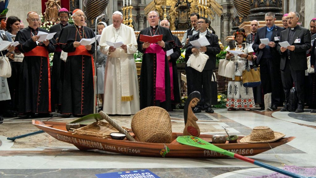 Amazon Synod: Where We Are After Week One