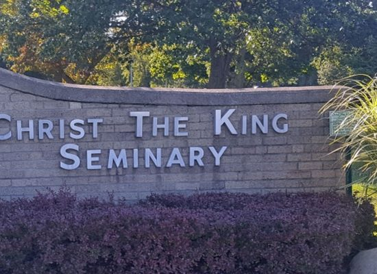 "After Years of Scandal, Buffalo's Christ the King Seminary will ""Cease Operations"""