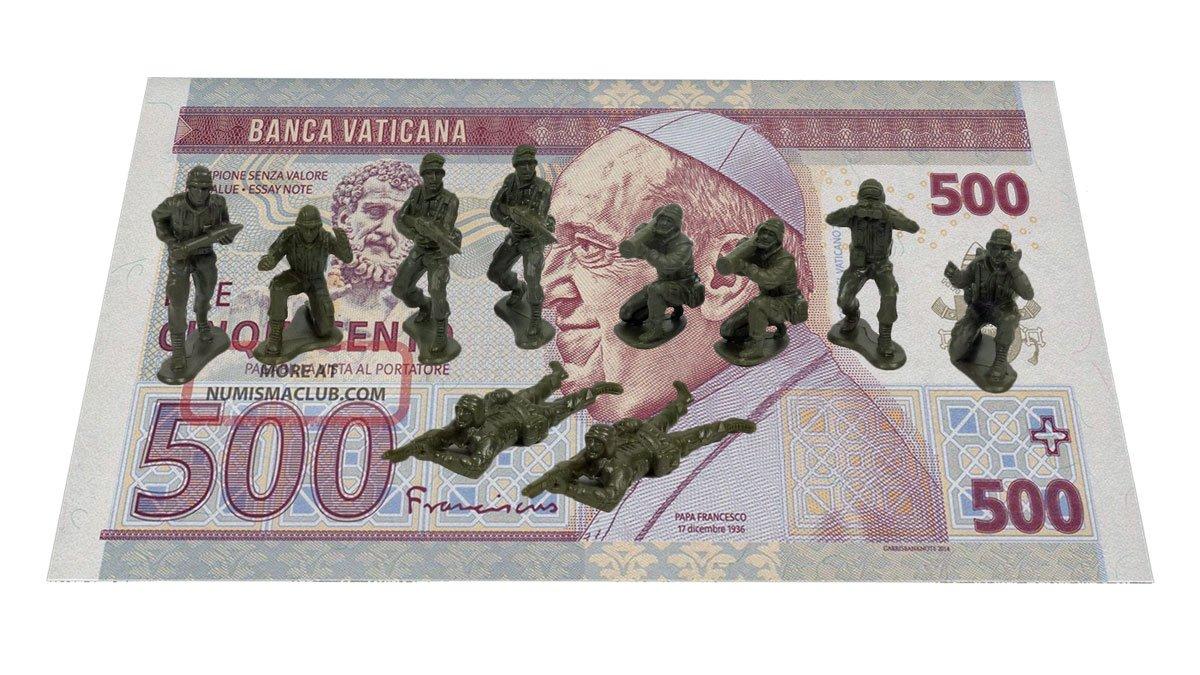 Money Wars At the Vatican