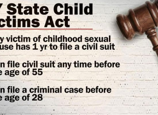 Diocese Files Lawsuit Challenging Child Victims Act