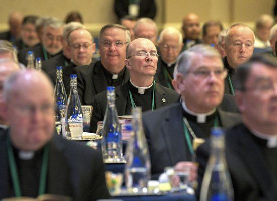The United States Conference of Catholic Blowhards