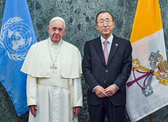 Complicit Vatican Quietly Stands By As United Nations Once Again Vigorously Pushes Abortion, Population Control