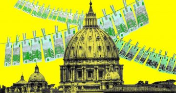 Could Money Laundering be the Reason for Unexplained Funds Transfer from the Vatican to Australia?
