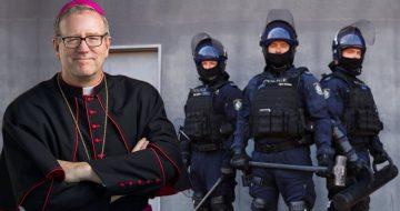 Bishop Barron Wants To Police Catholic Media