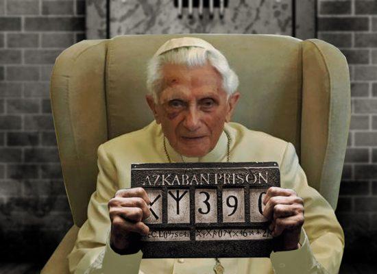 The Prisoner of the Vatican