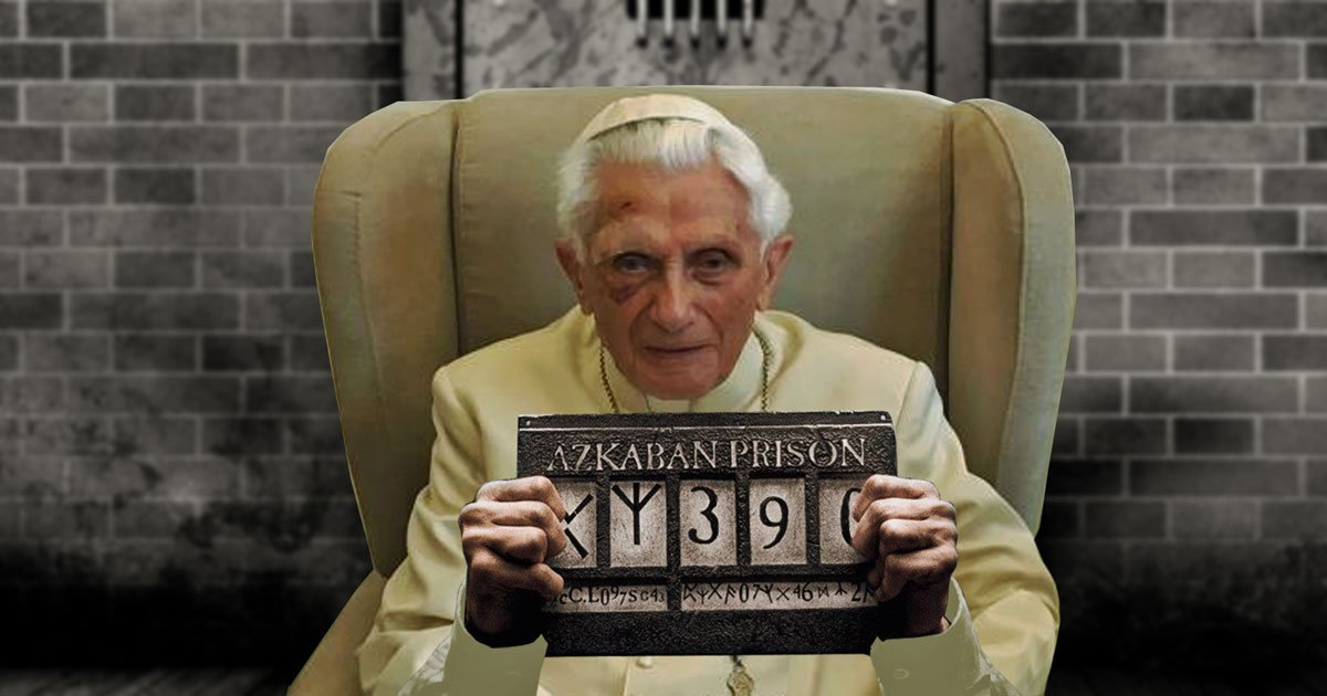 The Prisoner of the Vatican