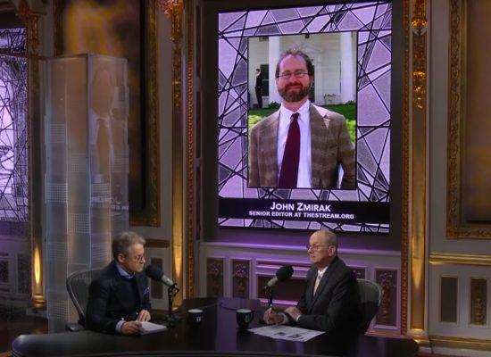 WATCH: 'Communist China OWNS the Bergoglian Regime, But That's Not the Half of It!' - Eric Metaxas Interviews John Zimrak