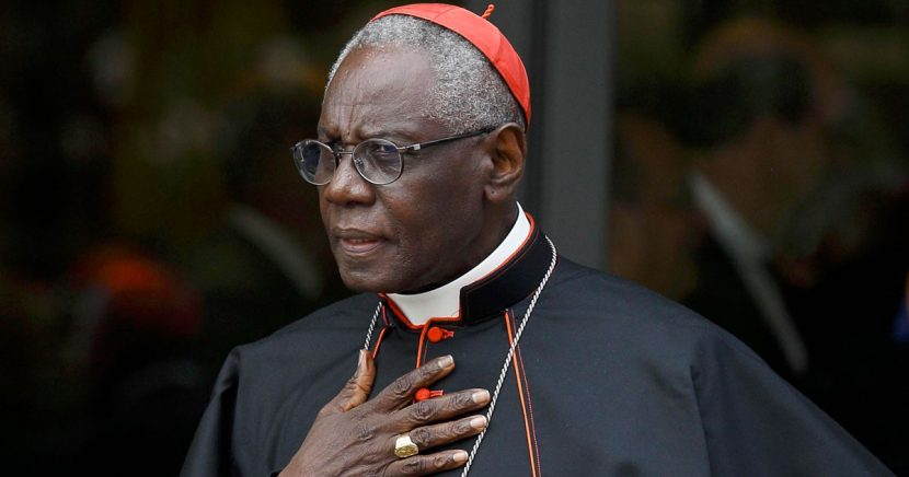 Vatican Liturgy Chief: COVID-19 Victims Have 'Inalienable Right' To The Sacraments
