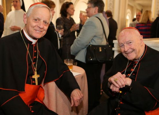 Donations to D.C. Archdiocese's Down Nearly a Third After Year of Controversy