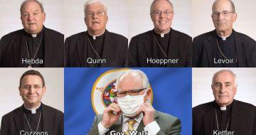 Minnesota Bishops Defy Tyrannical Governor