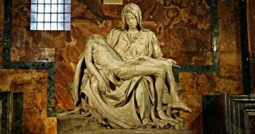 Shaun King: Statues of Jesus and Mary Are 'Form of White Supremacy' and Should be Torn Down