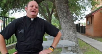 Texas Priest Under Fire for Speaking the Truth about Homosexuality
