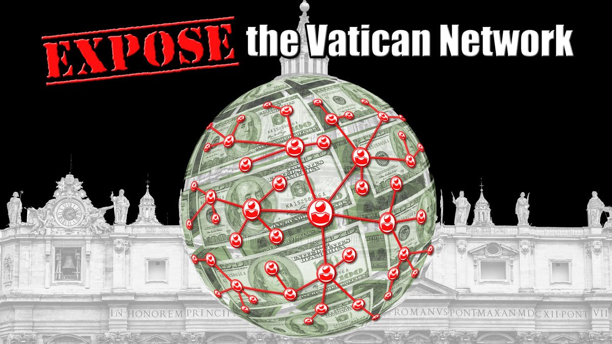 Expose the Vatican Network