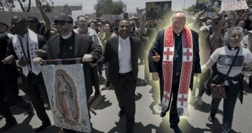 All of Bishop McElroy's Virtue Signaling Didn't Stop 'Black Lives Matter' From Targeting One of His Parishes