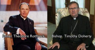 Lay Catholics Hold Prayer Vigil Tonight in Support of Fr. Rothrock