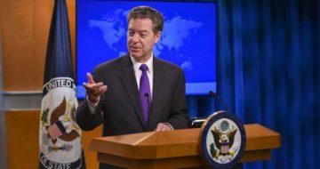U.S. Ambassador Warns Vatican: China Can't Be Trusted