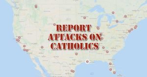 Interactive Map of Attacks on Catholics