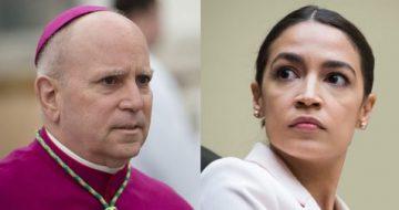 Denver Archbishop Calls Out Vandals, AOC