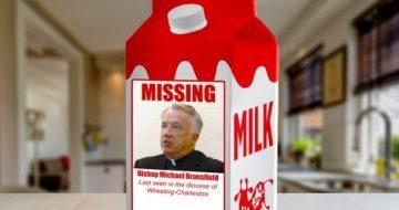 Disgraced Bishop AWOL