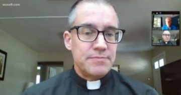 WATCH: Priest Says He Was Silenced By The Church For Speaking-Out On Abuse