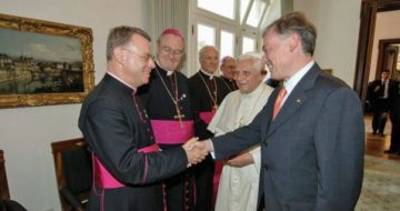 Homosexual Abuse Scandal and Cover-Up During Benedict's Pontificate Shakes Vatican