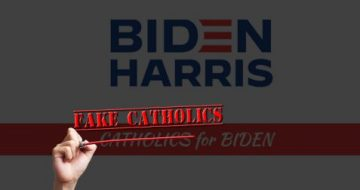 Dissident Catholics Launch 'Catholics for Biden' in Attempt to Secure Catholic Vote