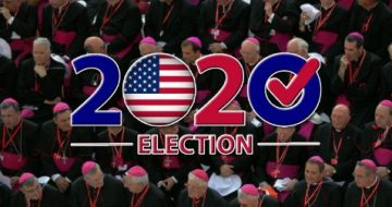 Sign and Send Open Letter to U.S. Bishops on the 2020 Election