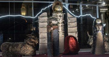 Vatican Unveils Hideous Nativity Scene in Saint Peter's Square