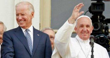 Georgetown Panel Sees 'Tremendous Overlap' Between Joe Biden and Vatican